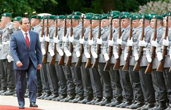 الرئيس السيسي يصل برلين للمشاركة في قمة الشراكة الإفريقية الألمانية