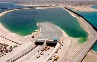 أنفاق قناة السويس.. شرايين الحياة لتنمية سيناء