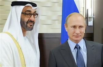 الكرملين: بوتين بحث هاتفيًا مع ولي عهد أبو ظبي أزمة قطر وسبل الحل