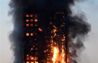 قتلى ومصابون في حريق ببرج سكني بالعاصمة البريطانية لندن | صور