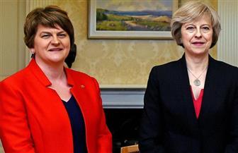 فشل محادثات الحكومة البريطانية الجديدة بين ماي وزعيمة الحزب الديمقراطي الوحدوي