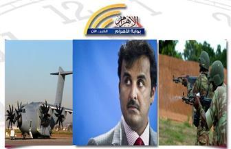 مقتل زوجة رئيس وزراء.. قطر تتورط بإرهاب لندن.. اختفاء طائرة.. هجوم الفهد.. تسريب الأحياء بنشرة الظهيرة