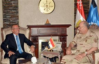 الفريق محمود حجازى يلتقى المبعوث الأممى لبحث تطورات الأزمة الليبية | صور