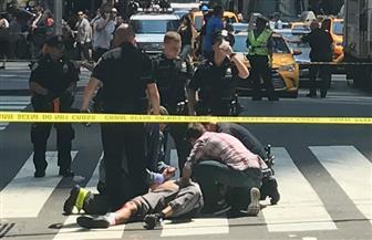إصابة 10 أشخاص على الأقل في حادث دهس بمانهاتن بالولايات المتحدة
