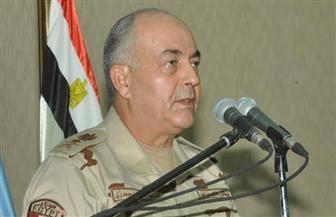 رئيس  الأركان خلال لقائه الضباط المرشحين لتولى المناصب القيادية: مسئوليتكم أن تبقى راية مصر عالية دائمًا