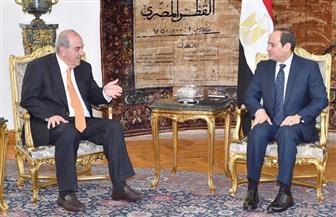 حزب المؤتمر يشيد بلقاء السيسى مع نائب الرئيس العراقي ويطالب الحكومة بتنفيذ الاتفاقيات بين القاهرة وبغداد