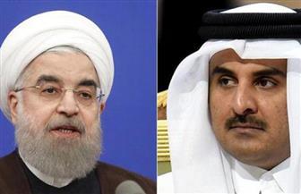 رسالة شفاهية من روحاني لأمير قطر.. وظريف يبحث ملف الدوحة بشمال إفريقيا