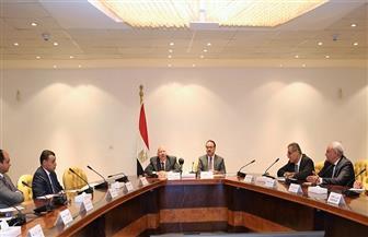 وزير الاتصالات ورئيس هيئة النيابة الإدارية يستعرضان المرحلة الأولى للتطوير التكنولوجي بالهيئة