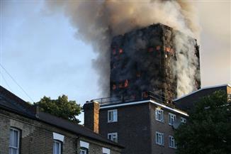 ارتفاع عدد القتلى المحتملين في حريق برج سكني في لندن إلى 79 قتيلًا