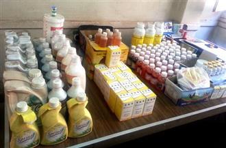 ضبط 317 عبوة أدوية بيطرية مخالفة ومنتهية الصلاحية بالشرقية