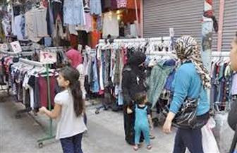 بوابة-الأهرام-ترصد-أسواق-الجيزة-مع-قدوم-العيد-ملابس-المُستعمل-حدث-ولاحرج