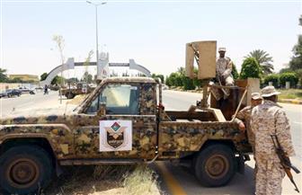 قوات الجيش الليبي تشن غارات جوية ضد مقاتلي تنظيم داعش قرب مدينة سرت