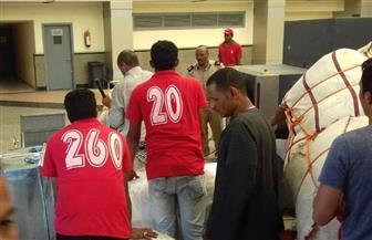 موانئ البحر الأحمر تستقبل 91 ألف راكب من العمالة المصرية بدول الخليج | صور