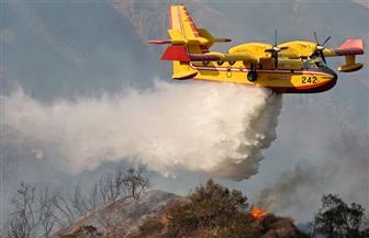تحطم طائرة مشاركة في جهود إطفاء الحرائق الضخمة وسط البرتغال