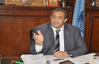 نائب محافظ القاهرة يناقش تطوير منطقتى العسال وجرجس مع أحد البنوك