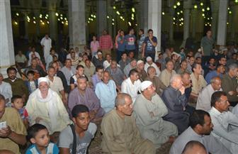 محافظ الغربية يشارك في احتفالية ليلة القدر بالمسجد البدوى في طنطا | صور