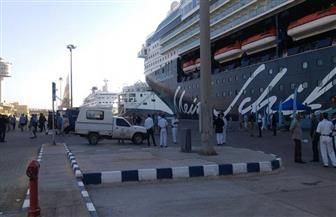 وصول 8419 راكبًا من العمالة المصرية لموانئ البحر الأحمر