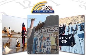 تمديد الطوارئ.. هدم سينما علي بابا.. مشروع عالمي بالفيوم.. الإرهابيون الـ7.. بنشرة السادسة