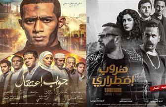 """في أول أيام العيد.. """"السقا"""" ينافس """"رمضان"""" في الأكشن و""""هنيدي"""" و""""تامر"""" في الكوميدي و""""الصاوي"""" منفردًا"""