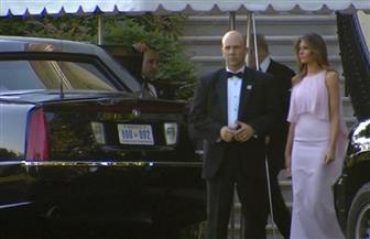 """ميلانيا ترامب تخطف الأضواء في حفل زفاف """"الوزير"""""""