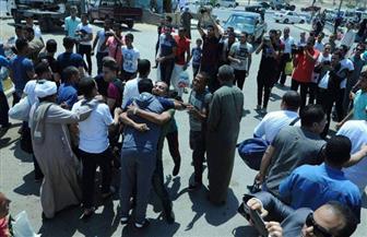 الإفراج الشرطي والعفو عن 585 من نزلاء السجون بمناسبة الاحتفال بعيد الشرطة وثورة يناير