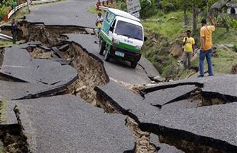 إصابة 32 شخصًا وتضرر ألف منزل في زلزال بالصين