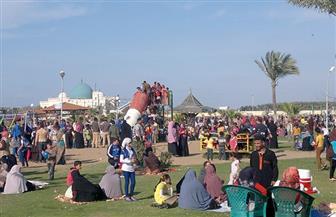 استمرار تنفيذ خطة البحر الأحمر لاحتفالات العيد.. وتشديد الرقابة لمنع التعديات على أراضي الدولة