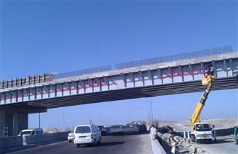 """""""النقل"""" تعلن الانتهاء من المرحلة الأولى لمحور الدخيلة الجديد بالإسكندرية"""