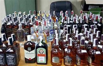 حملة تموينية بكفرالشيخ تتمكن من ضبط 40 زجاجة ويسكي و30 زجاجة بيرة مجهولة المصدر بحوزة تاجر