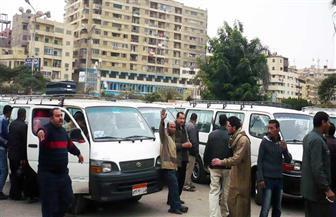 """""""سكرتير عام الإسكندرية"""" يطالب الركاب بالإبلاغ عن تجاوزات السائقين فى تطبيق التسعيرة"""