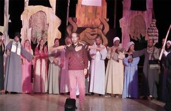 """""""ثقافة سوهاج"""" تشارك بـ"""" سيرة بني زوال"""" فى المهرجان القومى للمسرح"""
