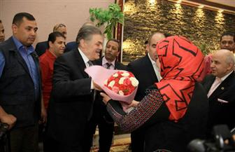 أهالي القليوبية يستقبلون رئيس وقيادات حزب الوفد استعدادًا لانتخابات المحليات| صور