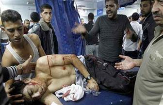 إصابة فلسطيني على أيدي جنود إسرائيليين بالضفة الغربية