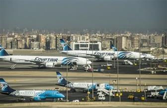 مطار القاهرة يستقبل جثمان عامل مصرى توفى بالسعودية إثر حادث مروري