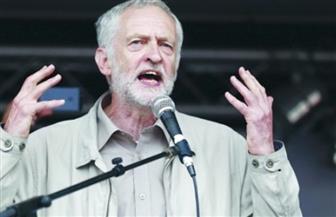 زعيم المعارضة البريطانية كوربن يطالب رئيسة الوزراء البريطانية بالاستقالة