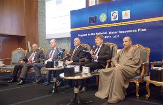 الاتحاد الأوروبي يدعم الخطة القومية للموارد المائية في مصر
