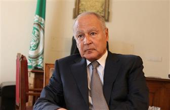 """أبو الغيط ينعى """"بن حلي"""" ويصفه بأنه كان علمًا من أعلام العمل الدبلوماسي العربي"""