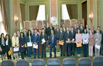 الوكالة المصرية وIBDL يحتفلان بالدفعة الأولى لبرنامج تنمية مهارات الدبلوماسيين لجذب الاستثمارات