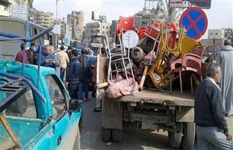 حملات على المقاهي المخالفة بأحياء شرق القاهرة