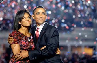 ميشيل أوباما: زوجي ظل يرتدي نفس بدلته وحذائه لمدة 8 سنوات دون أن يلاحظ أحد