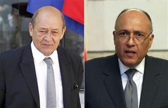 وزير الخارجية الفرنسي: ماكرون يدعم خطط الإصلاح السياسي والاقتصادي بمصر
