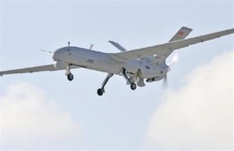طائرة أمريكية تسقط طائرة بدون طيار فوق سوريا