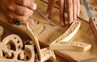 """""""الحرف اليدوية"""" تنظم زيارة لـ""""جارجوس"""" لإحياء صناعة الخزف والفخار"""