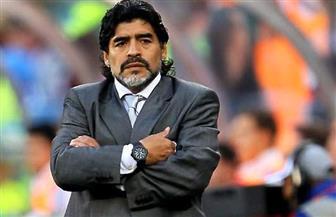 مارادونا يوقع عقدًا مع شبكة تليفزيونية في فنزويلا لتقديم أحد البرامج خلال مونديال 2018