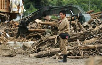 ارتفاع حصيلة الوفيات جراء فيضانات جنوب غرب اليابان إلى 21 شخصًا | صور