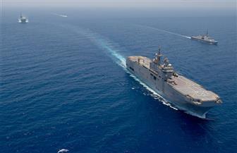 البحرية المصرية والباكستانية تنفذان تدريبا بحريا بنطاق البحر الأبيض المتوسط