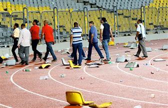 حجز 26 مشجعًا زملكاويًا وحبس 17 أهلاويًا 4 أيام على خلفية أعمال شغب بالإسكندرية