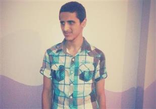 """""""محمد طعيمة"""" أول الثانوية العامة مكفوفين: أحلم أن أكون مدرسًا بكلية السياسة والاقتصاد"""