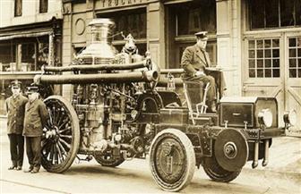 قصة أول سيارة إطفاء في مصر.. ظهرت قبل 251 عامًا |صور