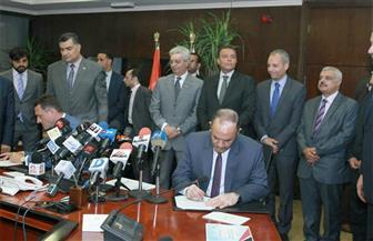 وزير النقل يشهد توقيع مذكرة تفاهم إنشاء الخط السادس لمترو أنفاق القاهرة الكبرى| صور
